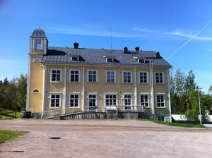 Vihdin kirkonkylä historia